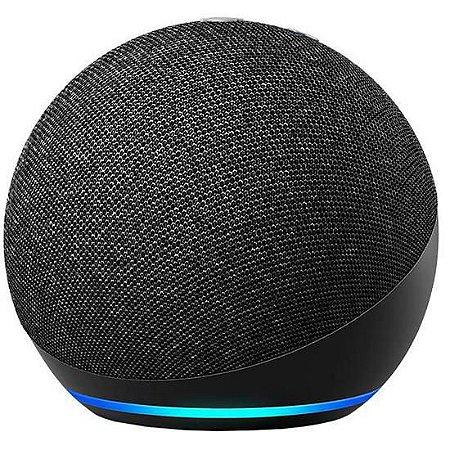 Smart Home Amazon Echo Dot 4ª Geração Bluetooth