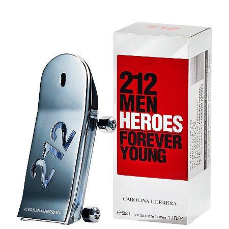Perfume Masculino 212 Men Heroes Carolina Herrera Eau de Toilette