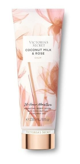 Creme Hidratante Victoria's Secret Coconut Milk & Rose Calm 236ml