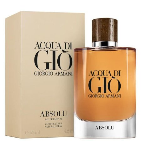 Perfume Masculino Acqua Di Giò Absolut Giorgio Armani Eau de Parfum
