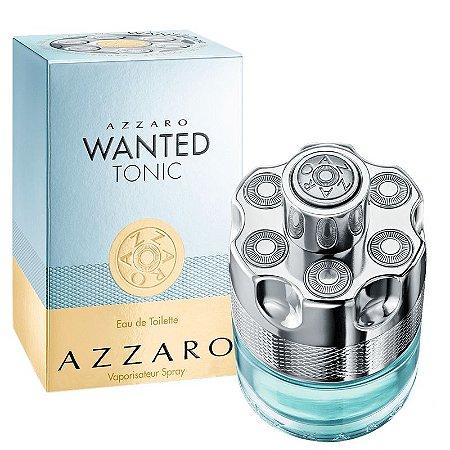 Perfume Masculino Wanted Tonic Azzaro Eau de Toilette