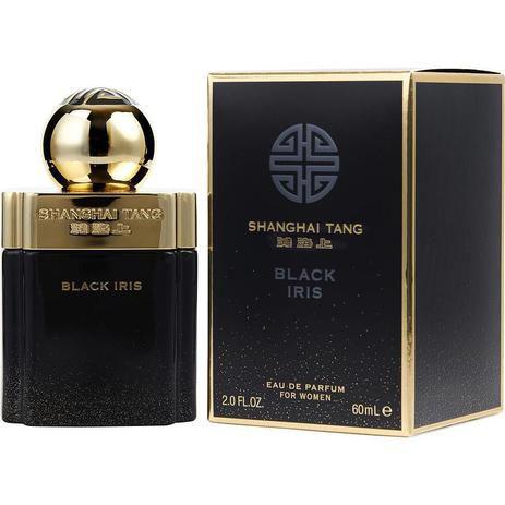 Perfume Feminino Shanghai Tang Black Iris Eau De Parfum