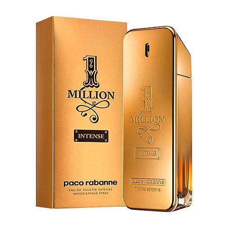 Perfume Masculino Paco Rabanne 1 Million Intense Eau de Toilette