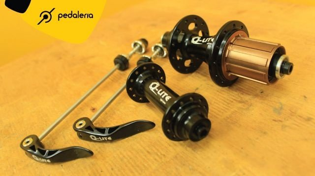 Cubos Q-Lite 24 furos Road Bike - 7421