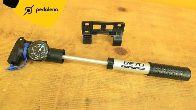 Bomba Beto CAH-033AG Mini com manômetro