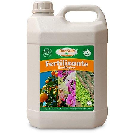 Fertilizante Ecológico BonSolo (5 litros)