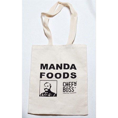 BOLSA ECO BAG MANDA FOODS