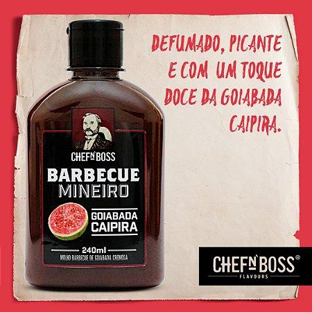 Barbecue Mineiro com Goiabada Caipira (Embalagem Pet 240ml)