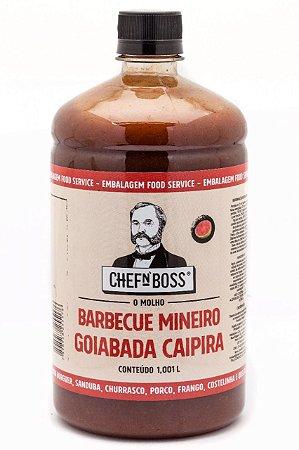 BARBECUE MINEIRO COM GOIABADA CAIPIRA - (EMBALAGEM FOOD SERVICE 1,001 L)