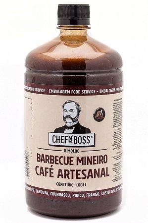 BARBECUE MINEIRO COM CAFÉ ARTESANAL - (EMBALAGEM FOOD SERVICE 1,001 L)