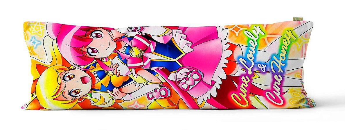 Capa Dakimakura Cure Honey Princess Lovely Pretty Cure