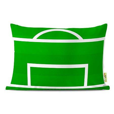 Fronha Travesseiro Campo de Futebol