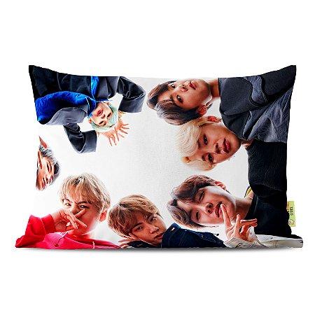 Fronha Travesseiro BTS