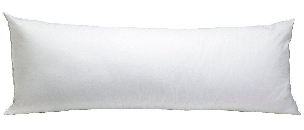 Travesseiro interno Branco para Dakimakura Oriental 150x50m