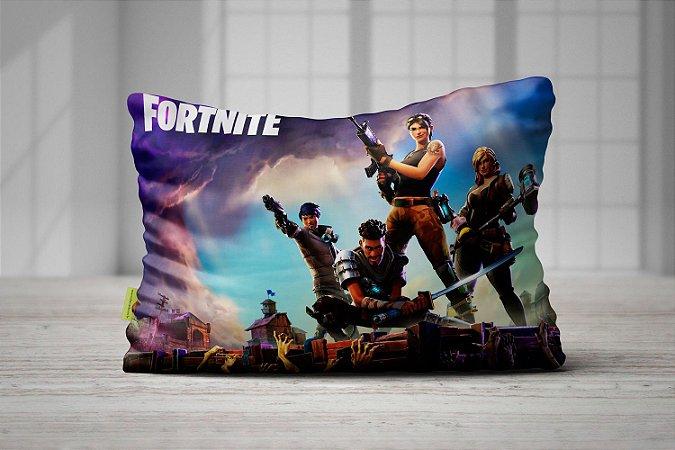 Fronha Travesseiro Fortnite Personagens