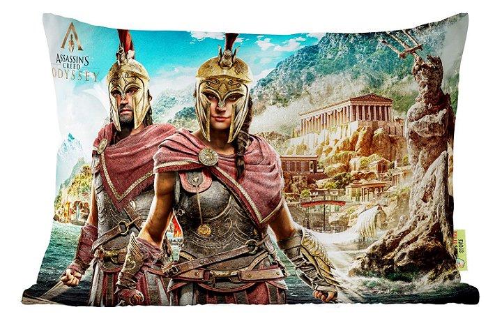 Fronha Travesseiro Assassin's Creed Odyssey