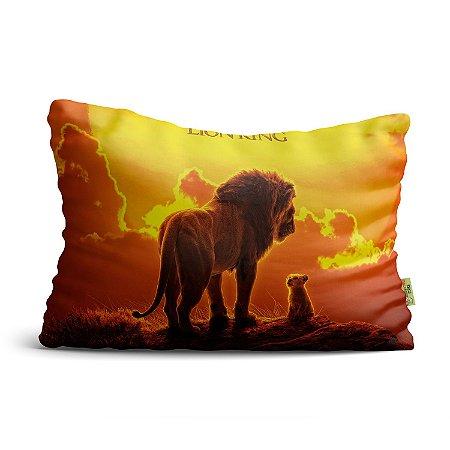 Fronha Travesseiro Rei Leão