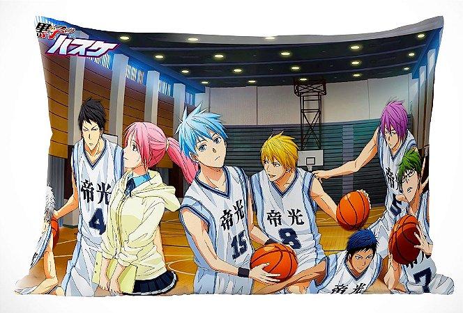 Fronha Travesseiro Kuroko no Basket