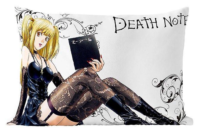 Fronha Travesseiro Death Note Misa