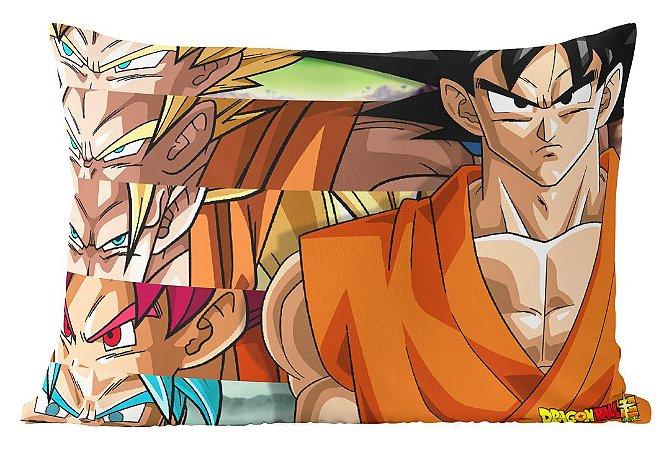 Fronha Travesseiro Dragon Ball - Goku