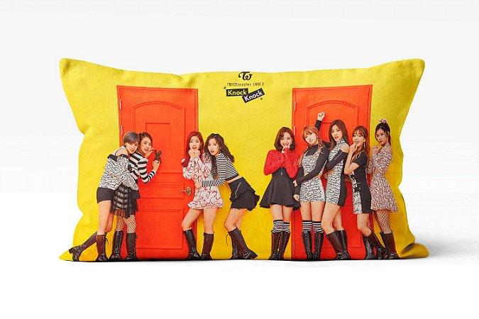 Almofada Kpop Twice só na Minha Marcka Geek e Otaku Store