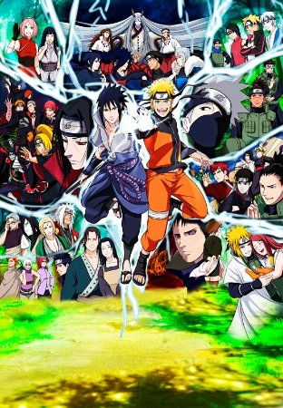 Banner Naruto Shippudden