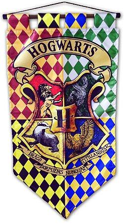 Flâmulas de Harry Potter