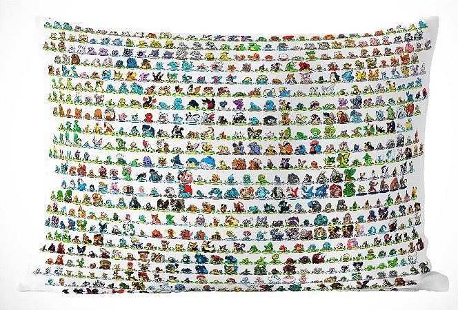Fronha Travesseiro Pokemon Go Pokemons