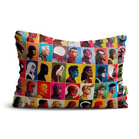 Fronha Travesseiro Avengers Comic