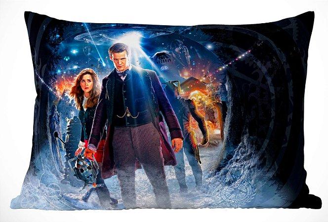 Fronha Travesseiro Dr Who
