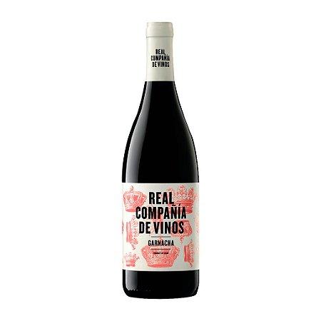Real Compañia de Vinos Garnacha 2017 750 ml
