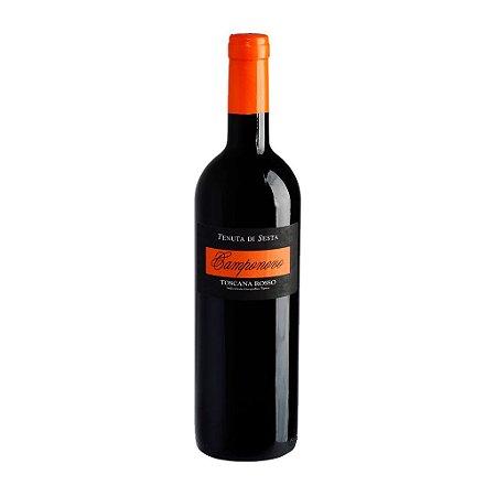 Tenuta di Sesta Rosso di Toscana Camponovo 2017 750 ml