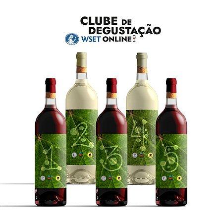 Kit Clube de Degustação WSET