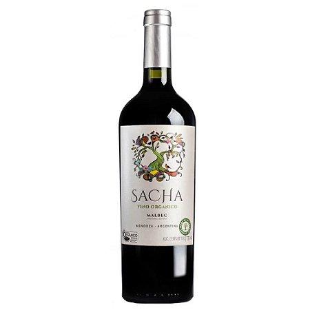 Sacha Malbec 2019 750 ml