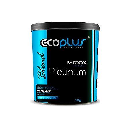 Botox Capilar Blond Matizador Ecoplus 1KG