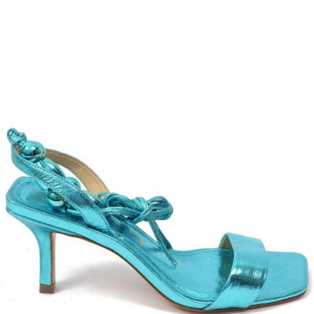 Sandália Vicenza (AX9379) Couro Azul