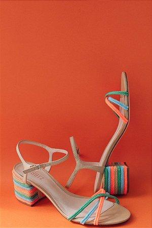 Sandália Schutz (BN4659) Colorido