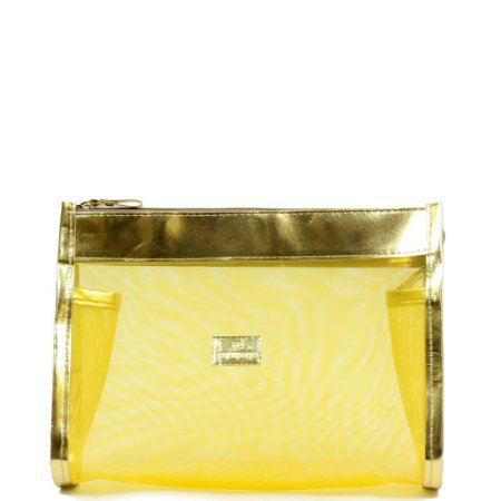Necessaire Grande Equipage (S41994) Amarelo