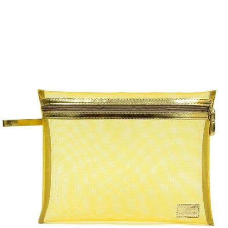 Pasta A4 (S42194) Amarelo