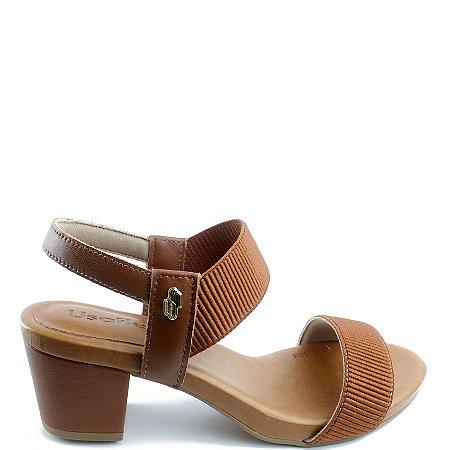Sandália Usaflex (BQ8311) Caramelo