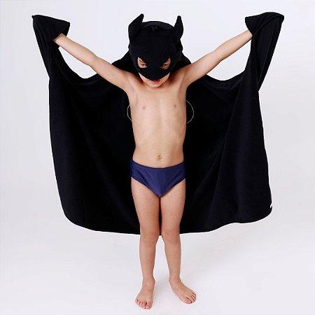 Toalha de Banho com Capuz - Batman