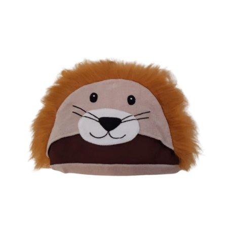Toalha de Banho com Capuz - Leão