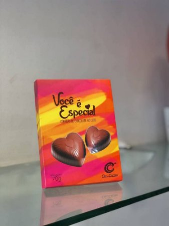 Adicional - Chocolate Você é Especial