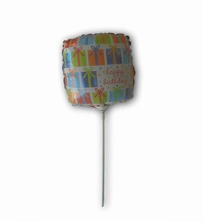 Adicional -Balão Happy Birthday