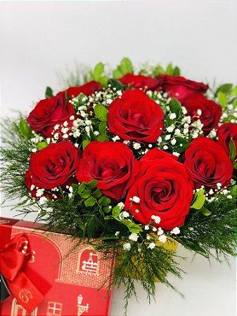 Rosas e Cacau Show