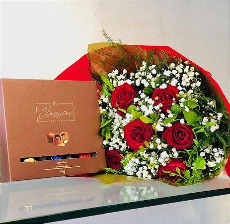 Rosas & Bombons Cacau Show