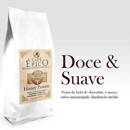 Café Épico  - Terras Brasileiras - Honey Process 250g