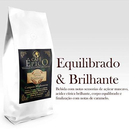 Café Épico - Terras Brasileiras - Campeão Manhumirim 250g