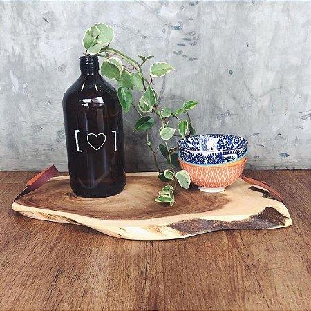 Conjunto 4 Bowls Cumbucas Cerâmica Decorativo