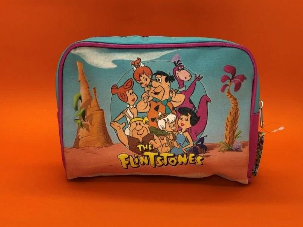 Necessaire HB Família Flintstones